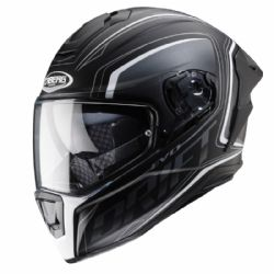 Casco Caberg Drift Evo Integra Negro / Antracita / Blanco