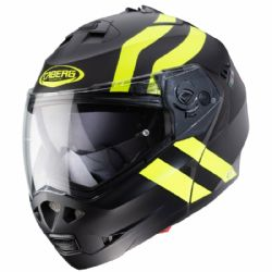Casco Caberg Duke 2 Superlegend Negro / Amarillo