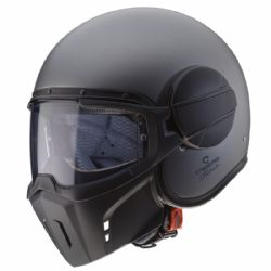 Casco Caberg Ghost Gunmetal Mate