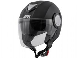 Casco Givi 12.4 Future Negro