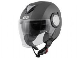 Casco Givi 12.4 Future Titanio