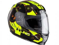 Casco Hjc CL-Y Simitic MC4H