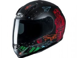 Casco Hjc CL-Y Wazo MC1SF