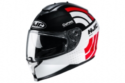 Casco Hjc C70 Curves MC1