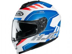 Casco Hjc C70 Koro MC21SF
