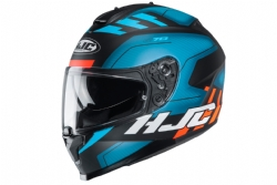 Casco Hjc C70 Koro MC2SF