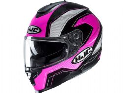 Casco Hjc C70 Lianto MC8