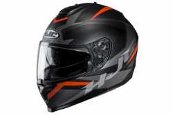 Casco Hjc C70 Troky MC7SF