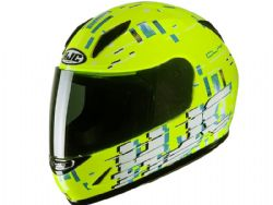 Casco Hjc CL-Y Garam MC4H