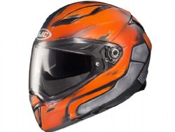 Casco Hjc F70 Deathstroke Dc Comics MC27SF
