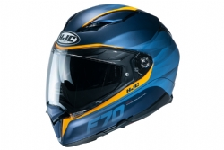 Casco Hjc F70 Feron MC2SF