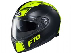 Casco Hjc F70 Mago MC4HSF