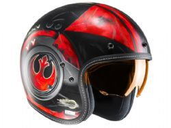 Casco Hjc FG-70s Poe Dameron MC1SF