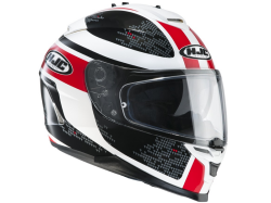 Casco Hjc IS-17 Paru MC1
