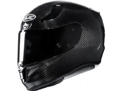 Casco Hjc Rpha 11 Carbon Solid Negro