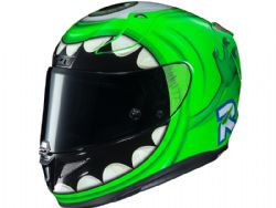 Casco Hjc Rpha 11 Disney Pixar Mike Wazowski MC4