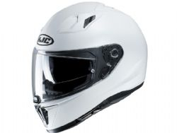 Casco Hjc i70 Blanco Mate