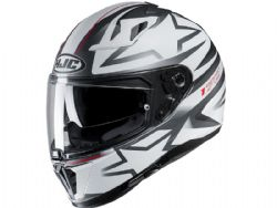Casco Hjc i70 Cravia MC10SF