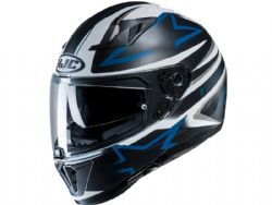 Casco Hjc i70 Cravia MC2SF