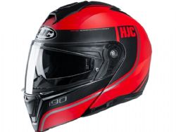 Casco Hjc i90 Davan MC1SF