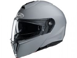 Casco Hjc i90 Gris Brillo