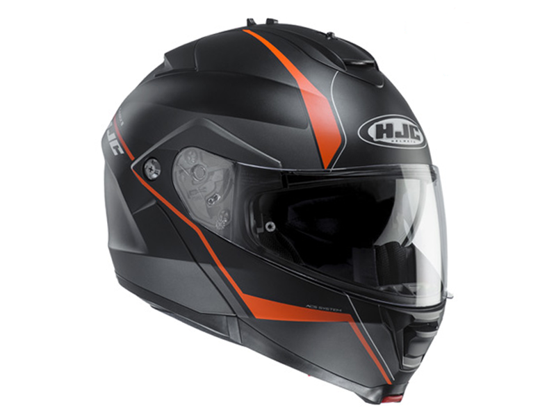 Casco Hjc IS-MAX II Mine MC7SF