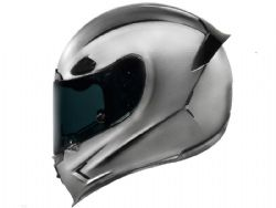 Casco Icon Airframe Pro Quicksilver Plata