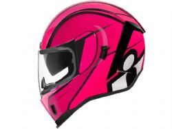 Casco Icon Airform Conflux Rosa