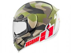 Casco Icon Airframe Pro Deployed Camo