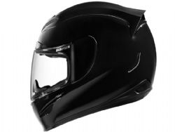 Casco Icon Airmada Gloss Negro