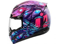 Casco Icon Airmada Opacity Purple