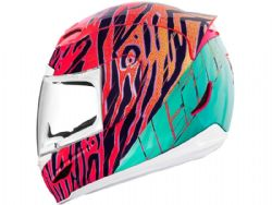 Casco Icon Airmada Wild Child Orange