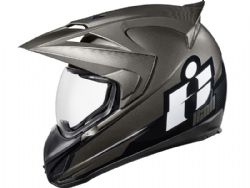 Casco Icon Variant Double Stack Negro