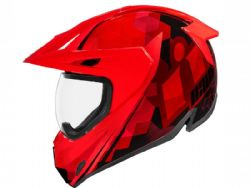 Casco Icon Variant Pro Ascension Rojo