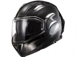 Casco LS2 FF900 Valiant 2 Negro Brillo