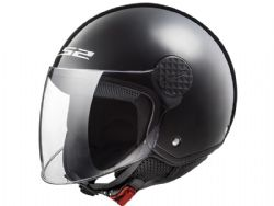 Casco Ls2 OF558 Sphere Negro