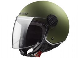 Casco Ls2 OF558 Sphere Lux Verde Militar