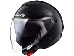 Casco Ls2 OF573 Twister 2 Negro