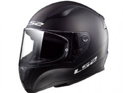 Casco Ls2 FF353 Rapid Solido Negro Mate