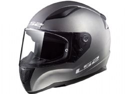 Casco Ls2 FF353 Rapid Solido Titanio Mate