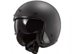 Casco Ls2 OF601 Bob Negro Mate