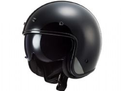 Casco Ls2 OF601 Bob Negro