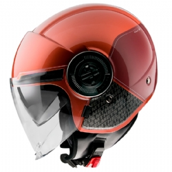 Casco MT Viale Sv Break A5 Rojo Brillo