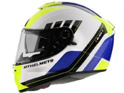 Casco Mt Blade 2 Sv Plus A3 Amarillo Fluor