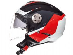 Casco Mt City Eleven Sv Spark C1 Brillo / Rojo Perla