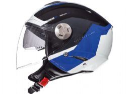 Casco Mt City Eleven Sv Spark C2 Brillo / Azul Perla