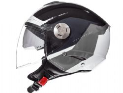 Casco Mt City Eleven Sv Spark C3 Brillo / Gris Perla