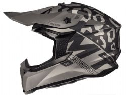 Casco Mt Falcon Karson F3 Negro Mate