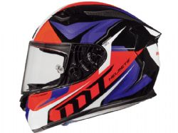 Casco Mt Kre Lookout G2 Rojo Fluor Brillo