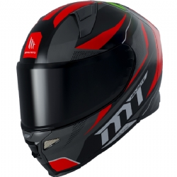 Casco Mt Revenge 2 Mtfoundaction C1 Negro Mate